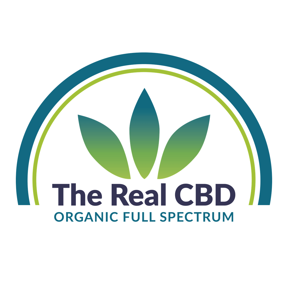 The Real CBD Logo