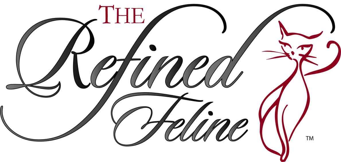 The Refined Feline Logo