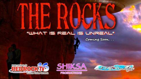 The Rocks Television Show Logo
