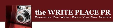 TheWritePlacePR Logo