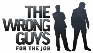 The Wrong Guys for the Job Logo