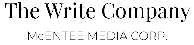 The Write Company Logo