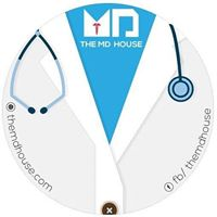 The MD House Logo