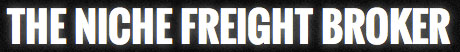The Niche Freight Broker Logo