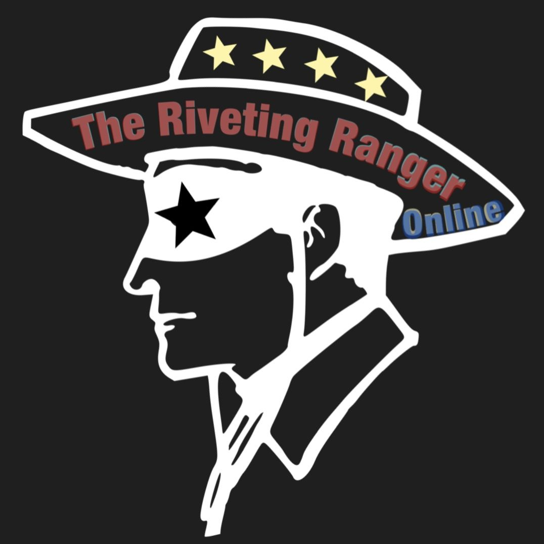 The Riveting Ranger Logo