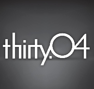 Thirty04 Logo