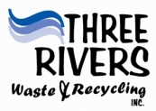 Three Rivers Waste and Recycling Logo