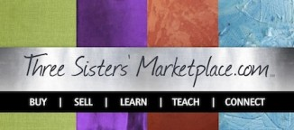 Three Sisters' Marketplace Logo
