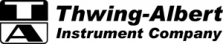Thwing-Albert Instrument Company Logo