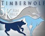 Timberwolf 5k Logo