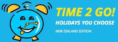 Time 2 Go Logo