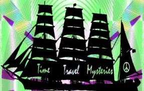 Time Travel Mysteries Logo