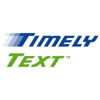 TimelyText Logo