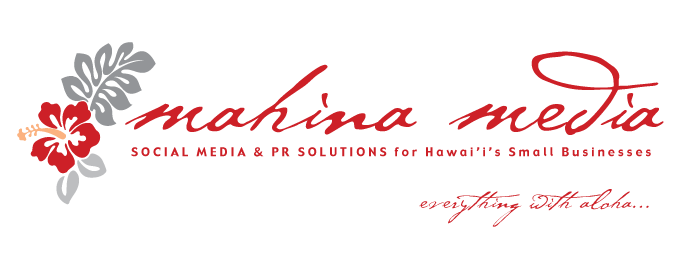 Tina Mahina Media Logo