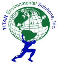 Titan Environmental Solutions Logo