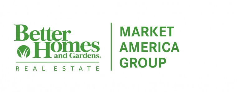 Better Homes and Gardens RE - Market America Group Logo