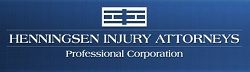 Henningsen Injury Attorneys, P.C. Logo
