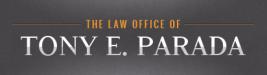 The Law Office of Tony E. Parada Logo