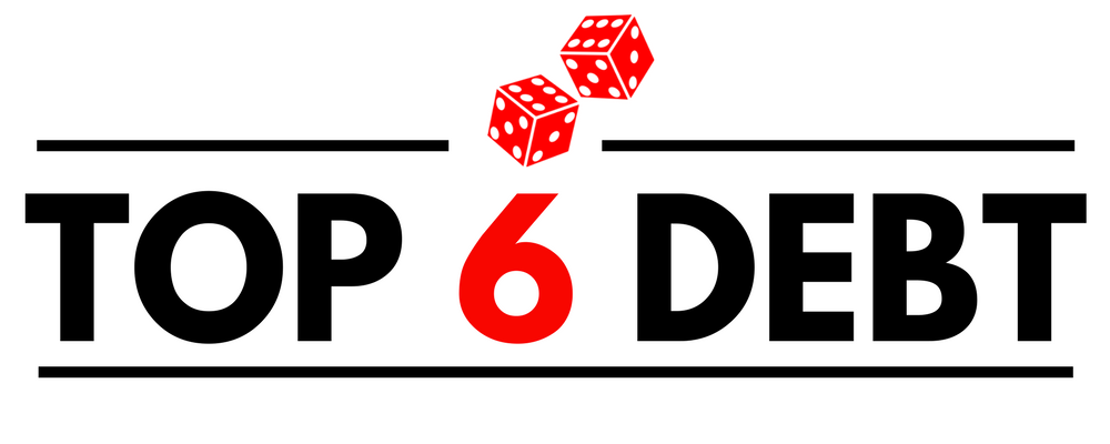 Top 6 Debt Logo