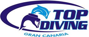 TopDivingGranCanaria Logo