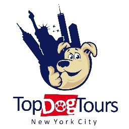 Top Dog Tours Logo
