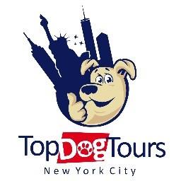 TopDogTours Logo