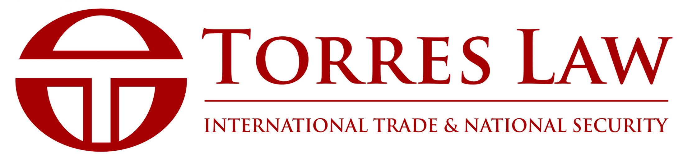 Torres Law - Trade & National Security Logo