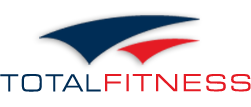 Total Fitness Clubs Logo