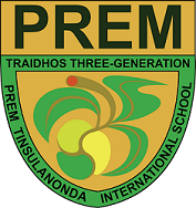 Traidhos Three-Generation Community for Learning Logo