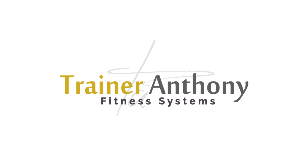 Trainer Anthony Fitness Systems Logo
