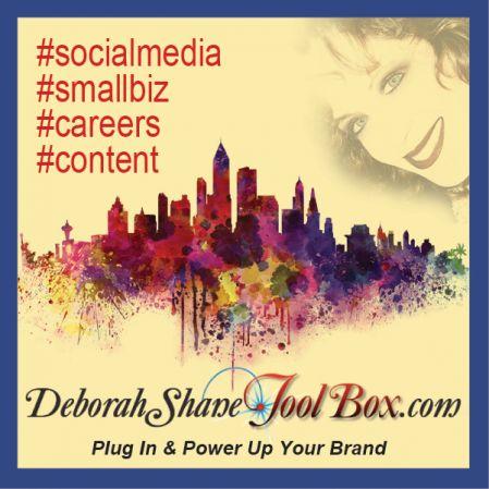 DeborahShaneToolBox.com Logo