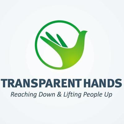 Transparent-Hands Logo