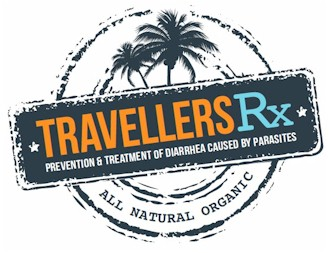 Travellers Rx Logo