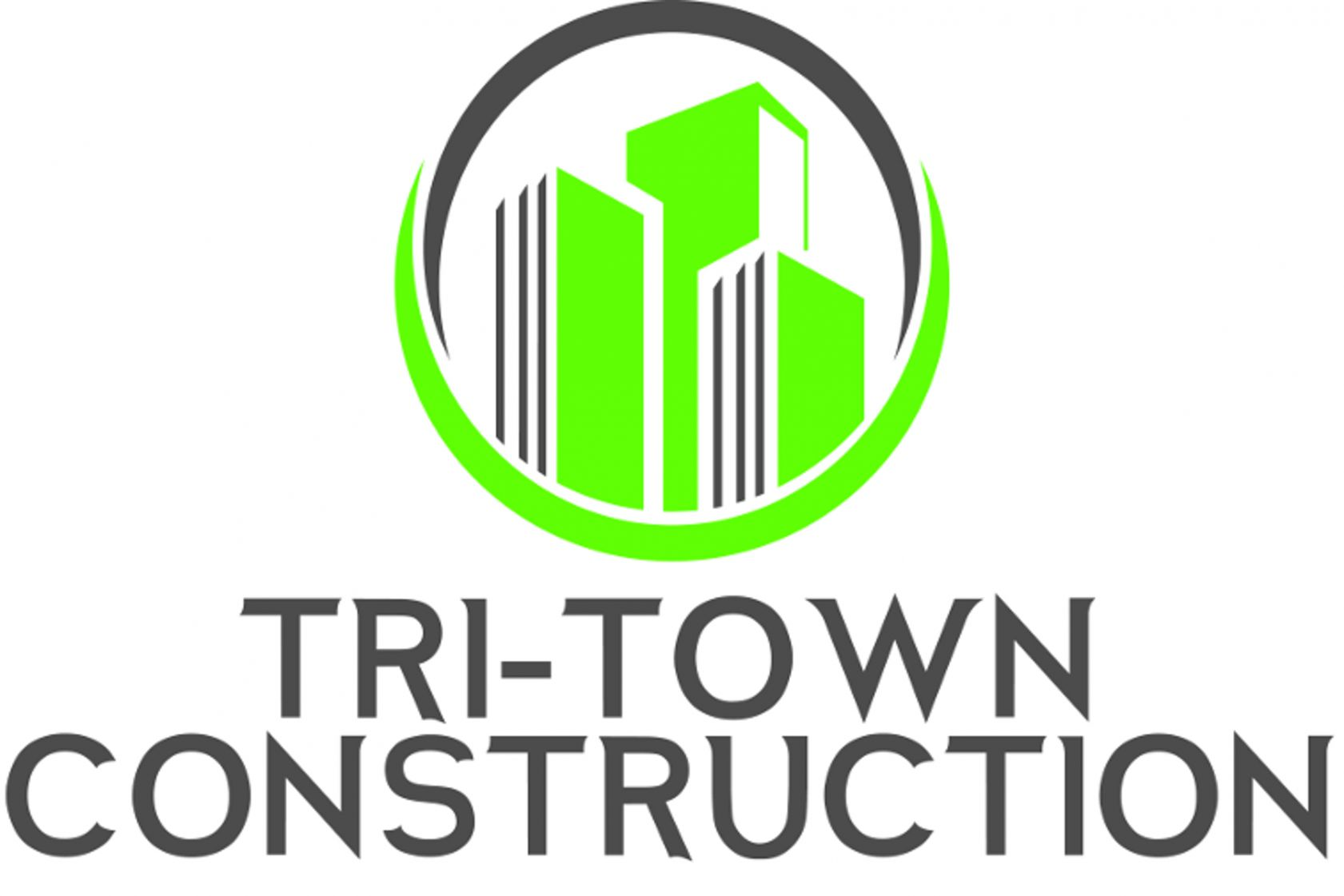 Tri-TownConstruction Logo