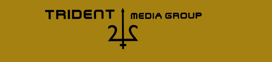 Trident Media Group Logo