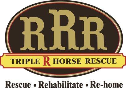 Triple R Horse Rescue AZ Logo