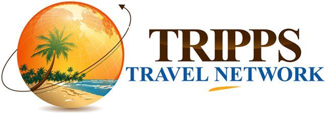 Tripps Travel Network Logo