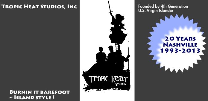Tropic Heat Studios Logo