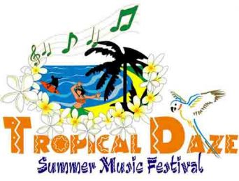 Tropical Daze Logo