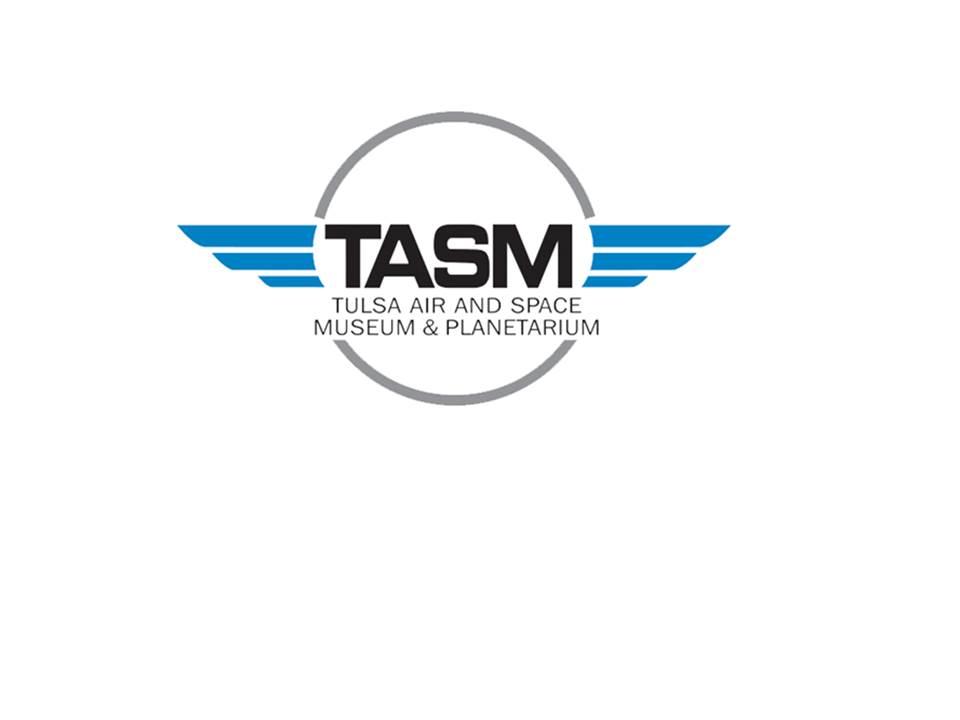 Tulsa Air and Space Museum, Inc. Logo