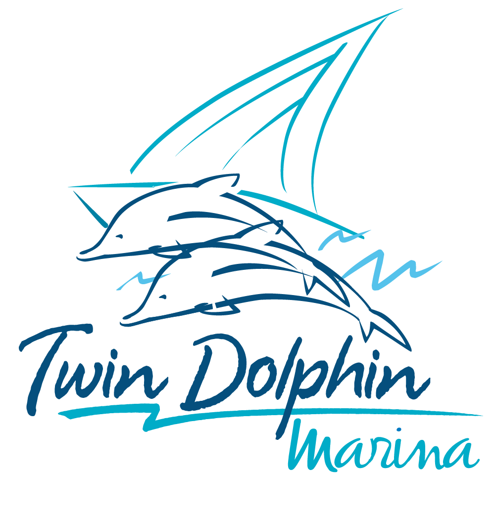 TwinDolphinMarina Logo