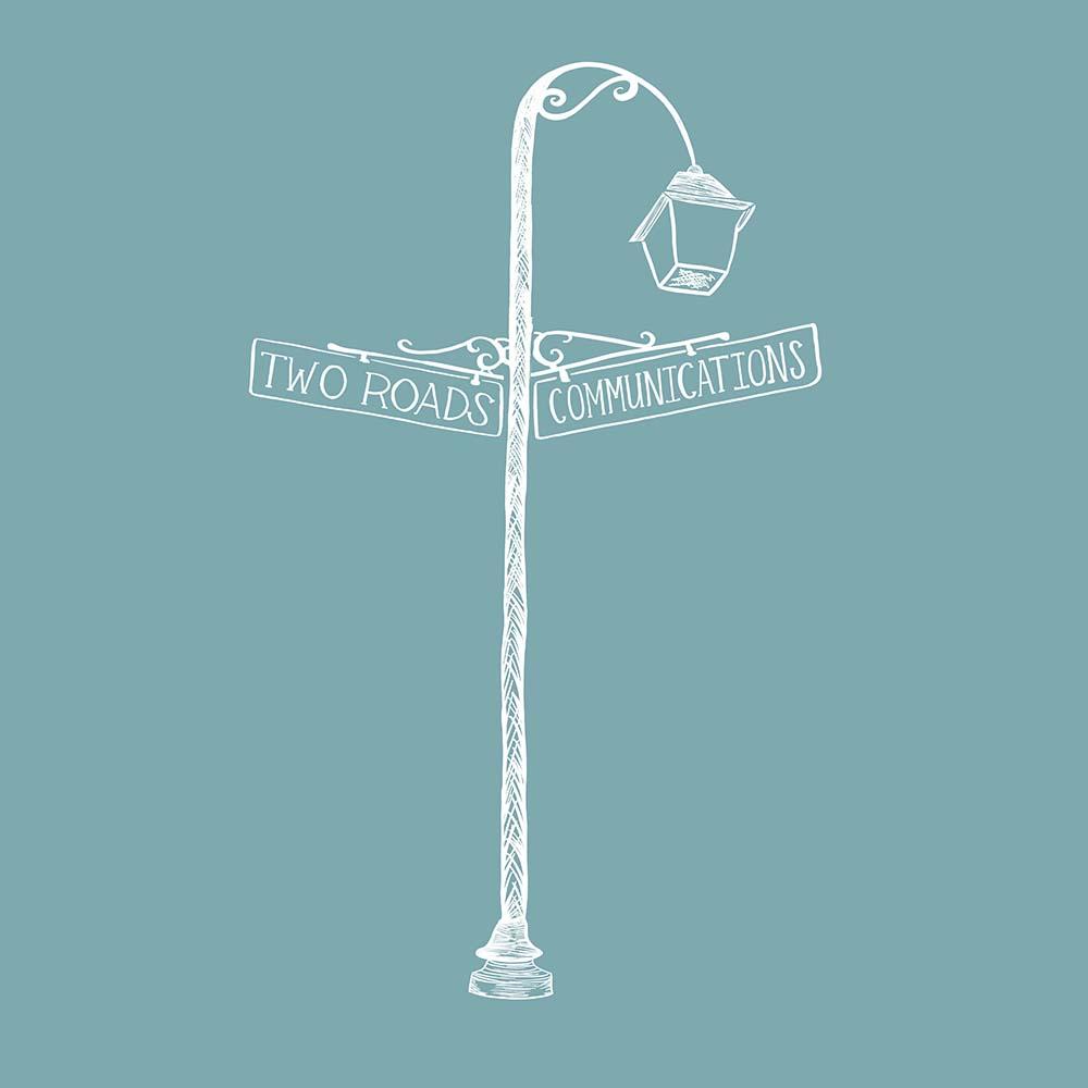 Two Roads Communications Logo