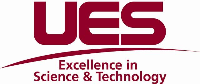 UES Inc. Logo