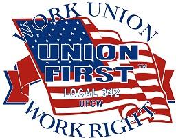 UFCW342 Logo