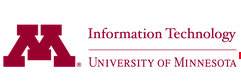 University of Minnesota IT Logo
