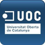 UOC - The Open University of Catalinia Logo