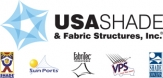 USA SHADE & Fabric Structures, Inc. Logo
