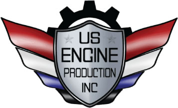 US ENGINE PRODUCTION Logo