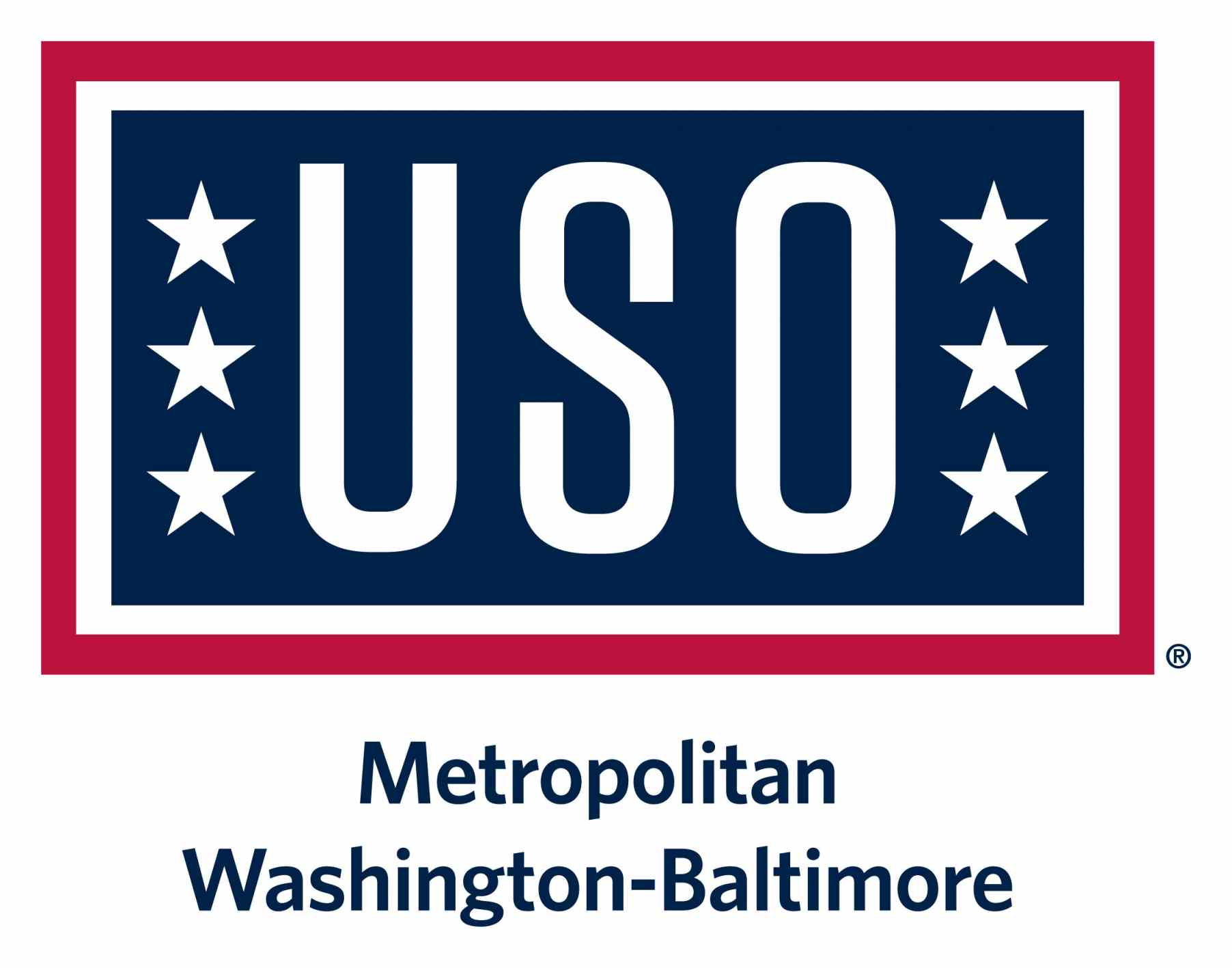 USO of Metropolitan Washington-Baltimore Logo