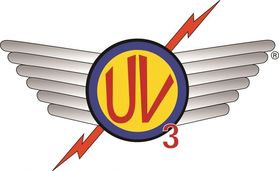 UVO3, Inc. Logo